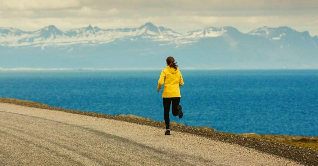 Is buiten hardlopen in de kou gezond?