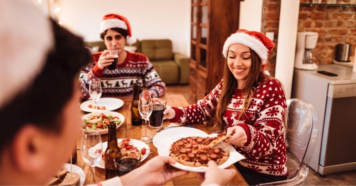 10 voedingstips voor gezonde feestdagen